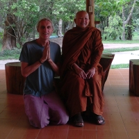 11 Days Meditating with Thai Forest Monks