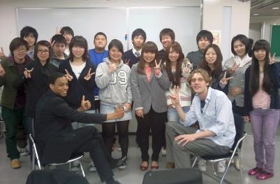 NIC International College, Tokyo, Japan, 2010