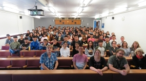 University of Reading, England, 2017