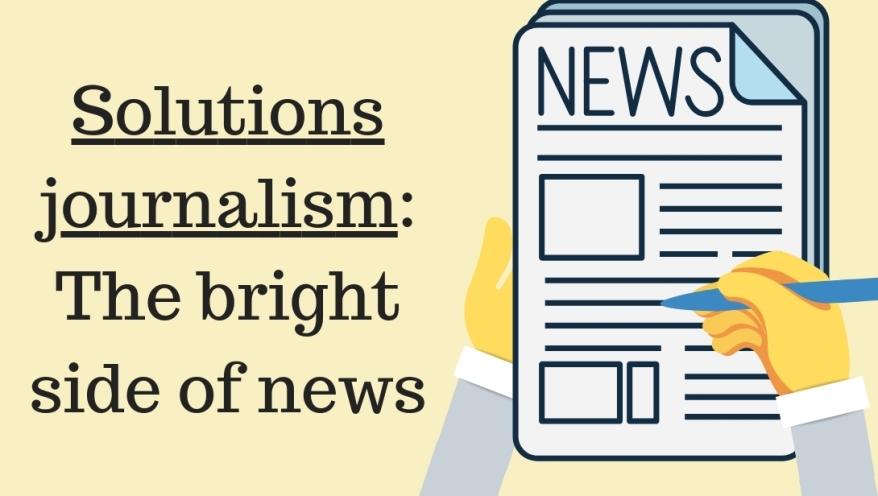 Solutions Journalism